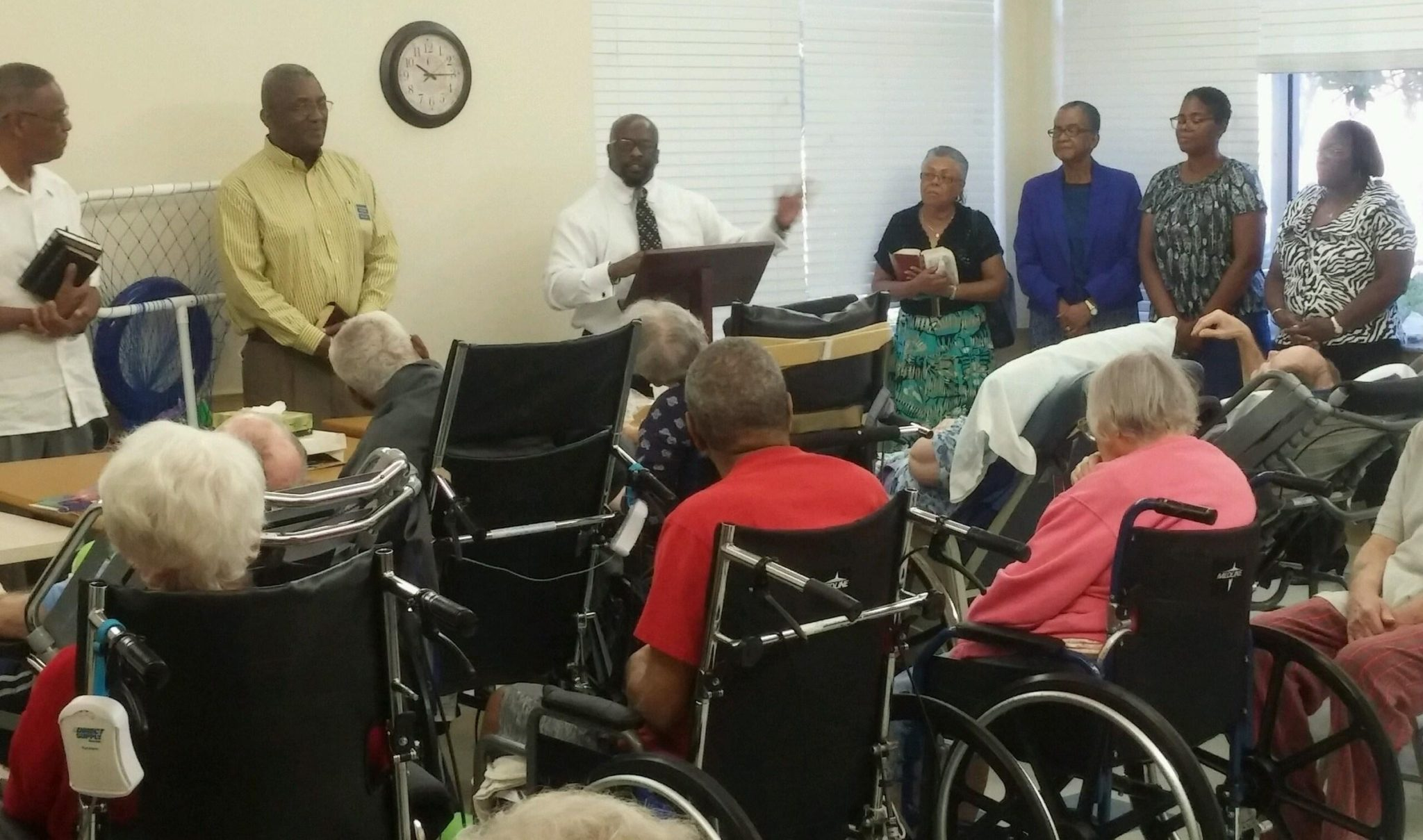 Atlantic Shores Nursing Home  Oct. 15, 2016